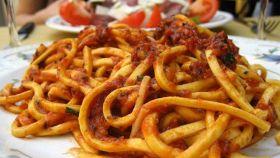 Spaghetti alla messicana
