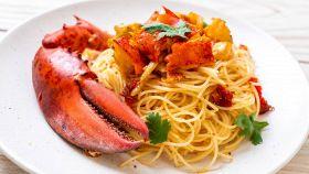 Piatto di mare raffinato e gustoso, perfetto per una cena importante