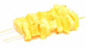 Spiedini ananas e mango