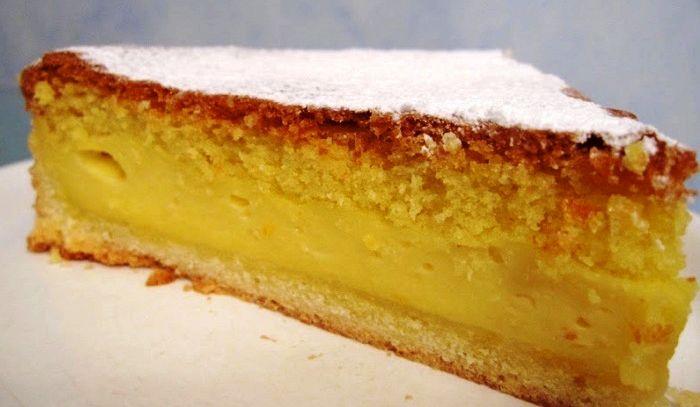 Tortine di grano alla ricotta e limone