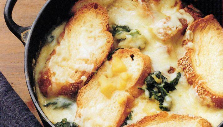 Zuppa di cipolle alla Fontina