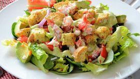 Antipasto in insalata