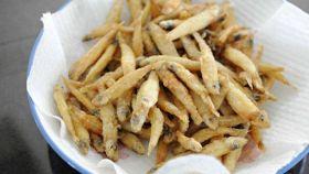 Bianchetti fritti