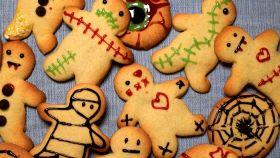 Halloween sta arrivando, prepariamo i biscotti spaventosi