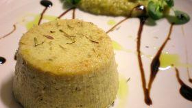 Sformatino di lattuga - Microonde