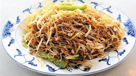 Spaghetti alla soia