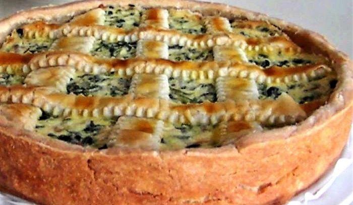 Ricetta Torta Rustica.Ricetta Torta Rustica Le Ricette Di Buonissimo