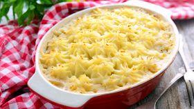 Goloso tortino di patate, amato soprattutto dai bambini