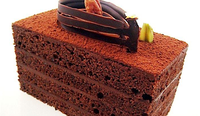 Trancio al cioccolato