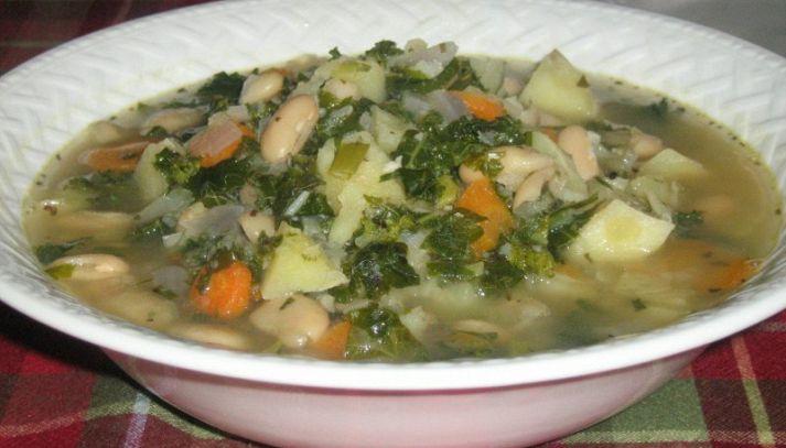 Zuppa di scarola