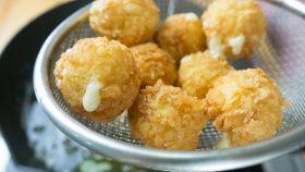 Crocchè di patate e provola affumicata