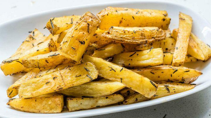 Come fare le patate al forno croccanti e non mollicce