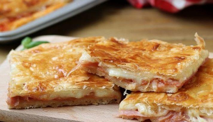 Ricetta Torta Rustica.Ricetta Pizza Rustica Le Ricette Di Buonissimo