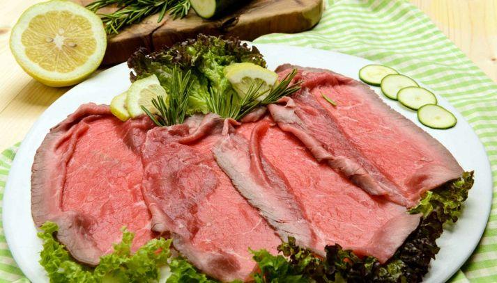 Roast beef al forno