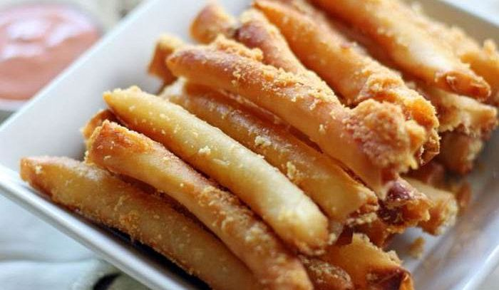 Scorzobianca fritta