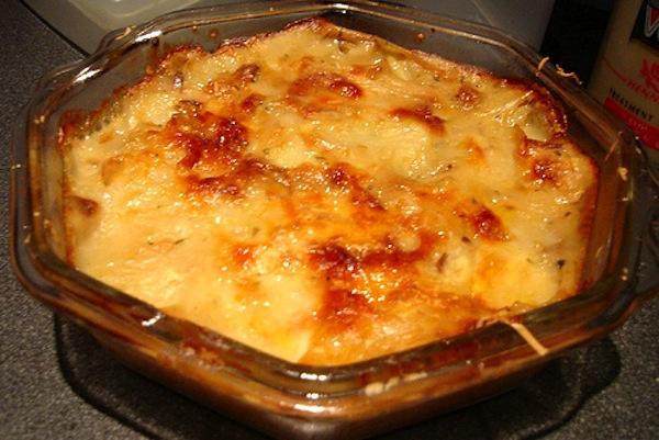 Torta di patate alla bergamasca