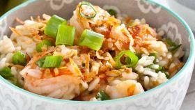 Insalata di riso e granseola
