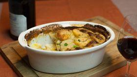 Tortino di patate della Savoia