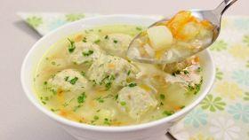 Zuppa di cappone