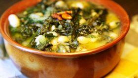 Zuppa di fagioli alla fiorentina