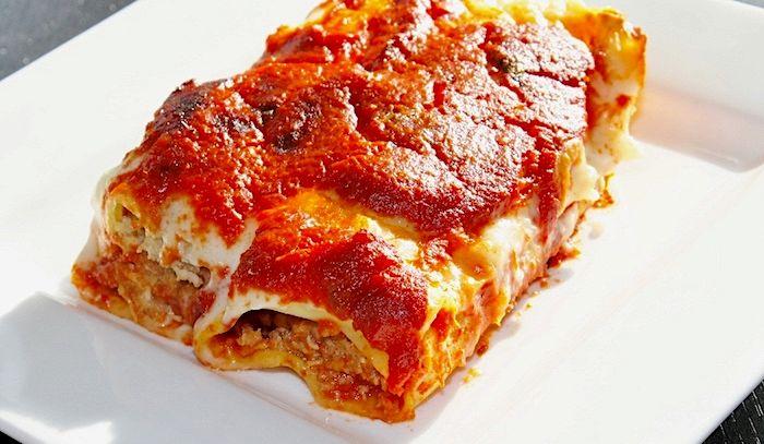 Cannelloni al ragù