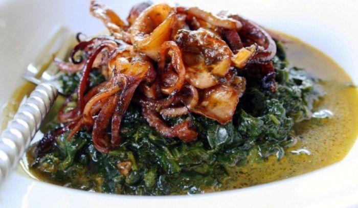 Calamari alla Toscana