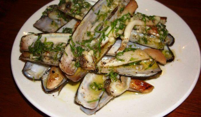 Cannolicchi aglio e prezzemolo