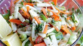 Scorzonera in insalata