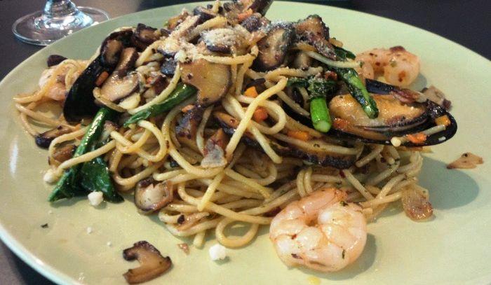 Spaghetti Lorraine