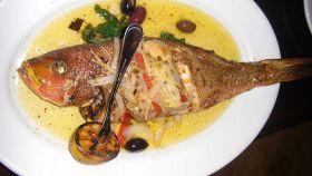 Pesce freddo alla turca