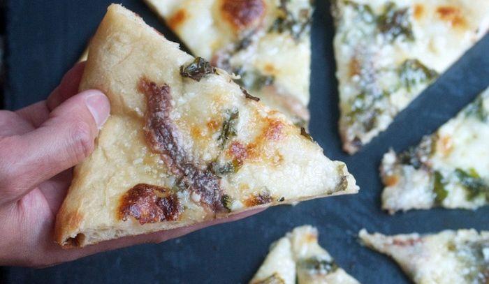 Pizza alle sarde