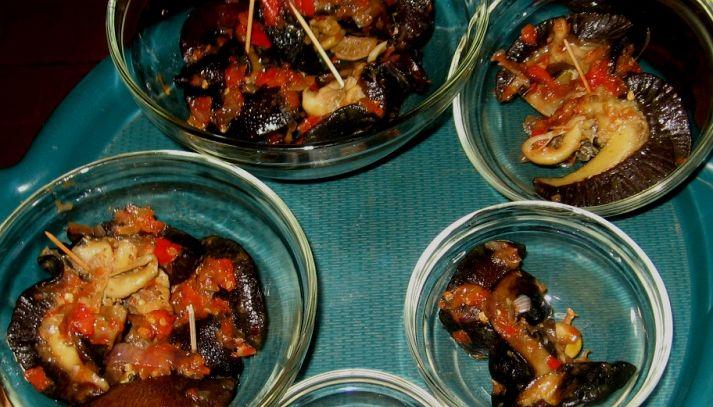 Chioccioline in salsa di pomodoro