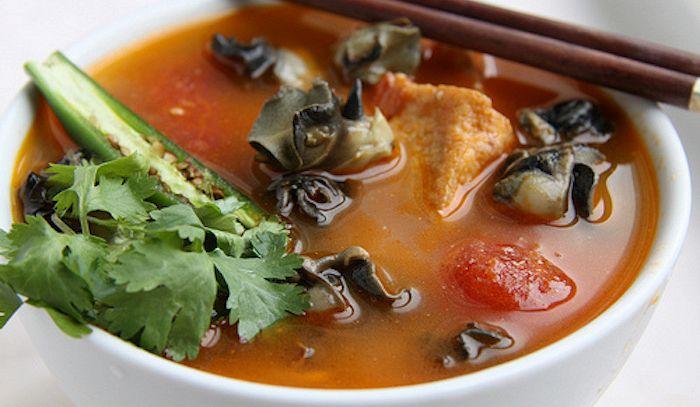 Zuppa di lumache