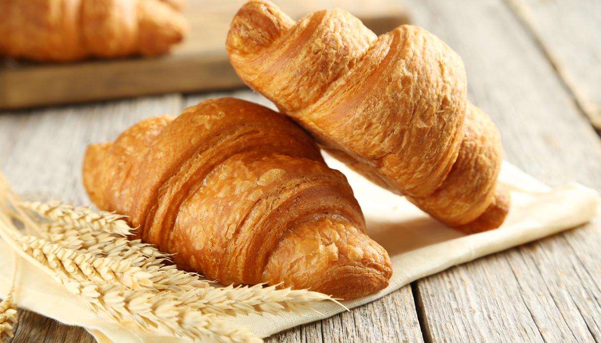 Ricetta Brioches Buonissime.Ricetta Croissant Le Ricette Di Buonissimo