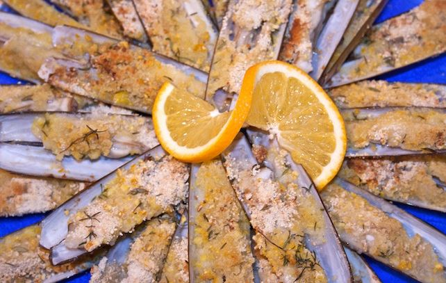 Cannolicchi gratinati al forno
