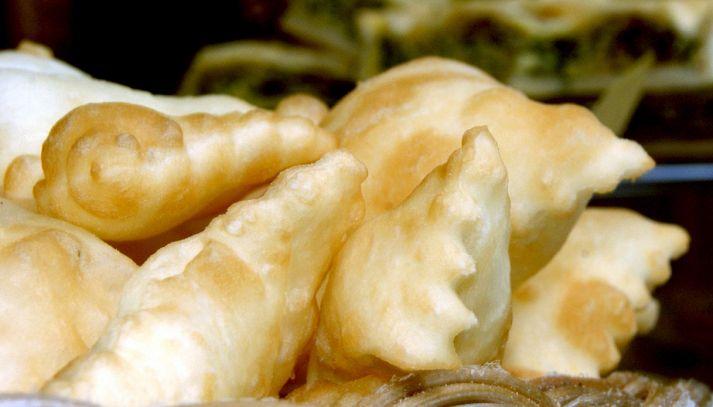 Gnocco fritto alla modenese