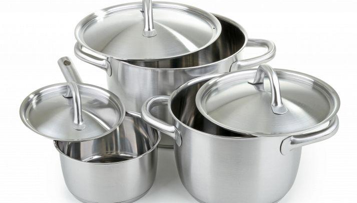 Pentole in rame, acciaio o alluminio: quando usarle al meglio