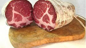 Capocollo di Calabria, caratteristiche e ricette