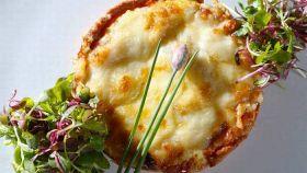 Crostata di coste e formaggio
