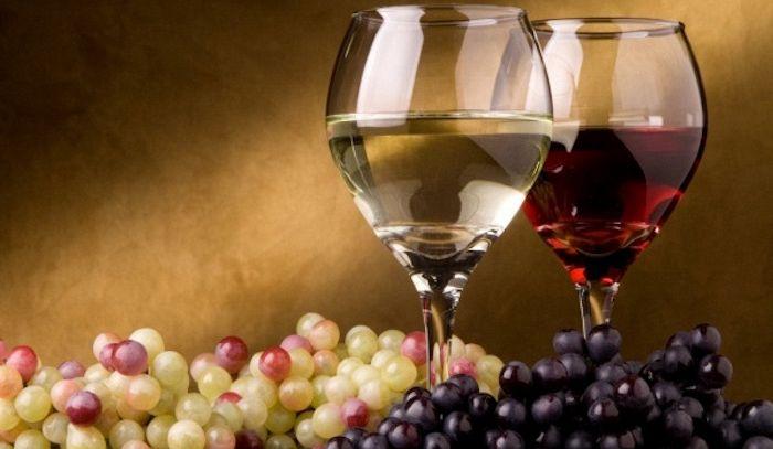 Cucinare con il vino