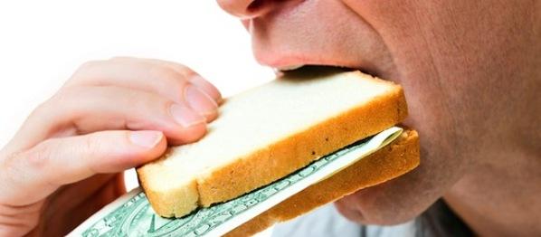 Cucinare in economia
