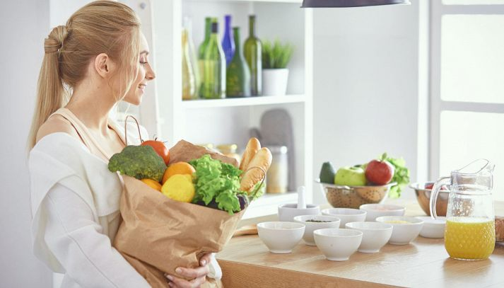 Curarsi con la verdura