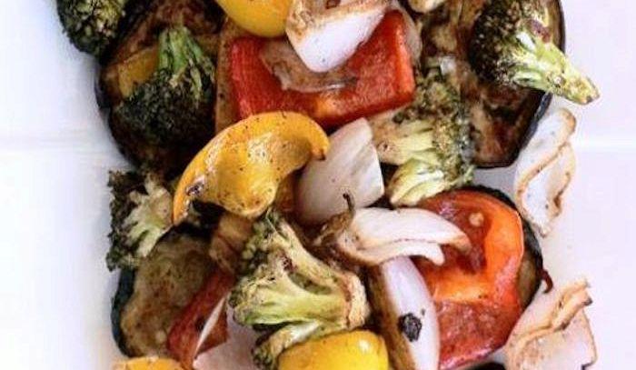 Fantasia di verdure - Microonde