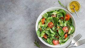 Insalata di spinaci e avocado
