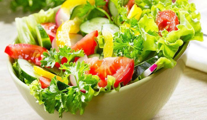 Come preparare un'insalata perfetta. Qualche consiglio utile