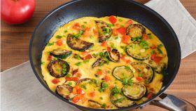 Omelettes alle verdure