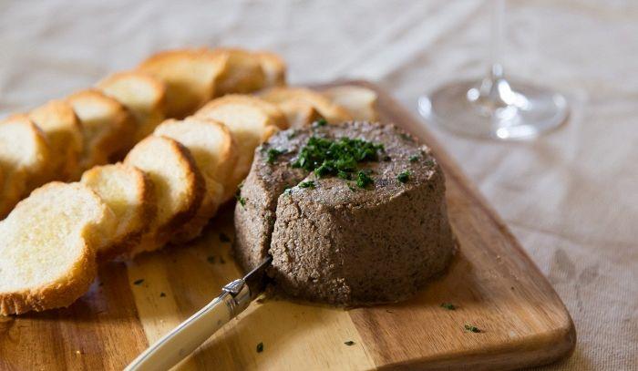 Patè di tonno al tartufo bianco
