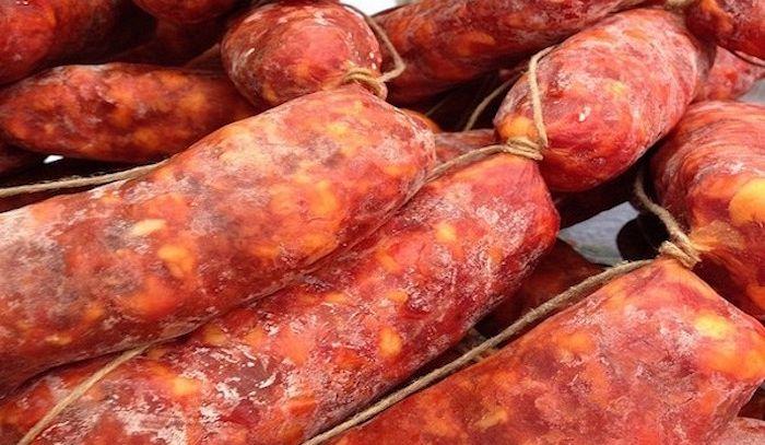 Salsiccia Calabria, caratteristiche e ricette