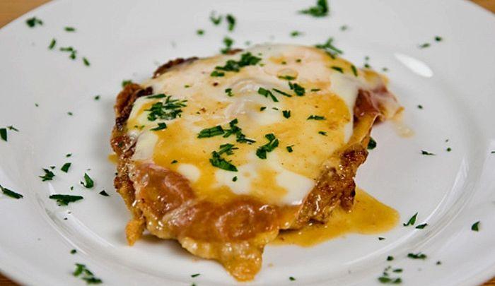 Scaloppe alla parmigiana, piatto facile ricco e saporito