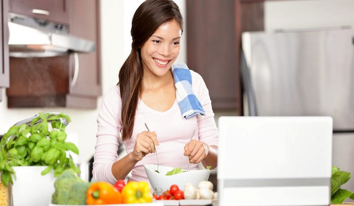 Single in cucina